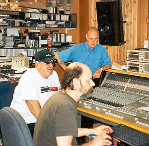 Bobby recording