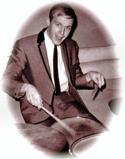 Bobby Elliott in 1963