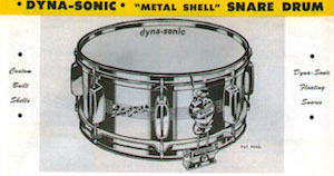 Rogers Dynastic Drum