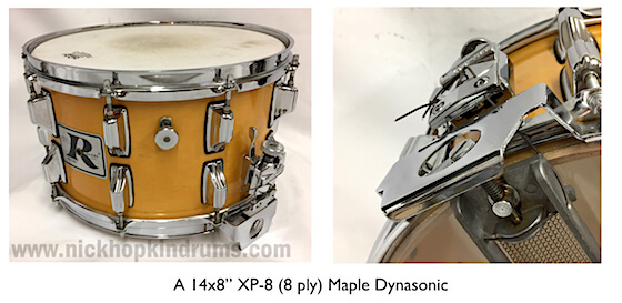 Rogers Dyna-Sonic Drum