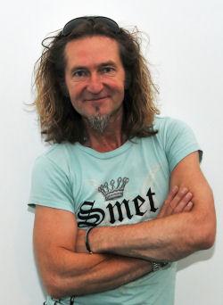 Geoff Dugmore - Photo Dave Hughes