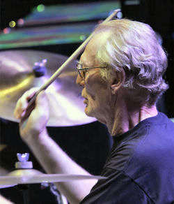 Ginger Baker in 2005