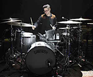 Joe Clegg Drummer