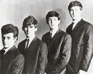 Pete, George, Paul and John
