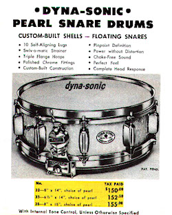 Rogers 1962 catalogue
