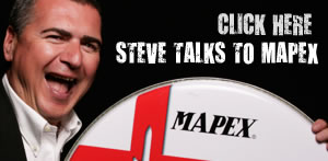 Steve White Mapex