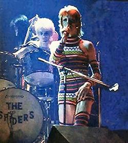 Woody Wooxdmansey - David Bowie
