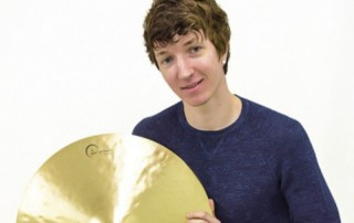 Leo Taylor and Dream Cymbals