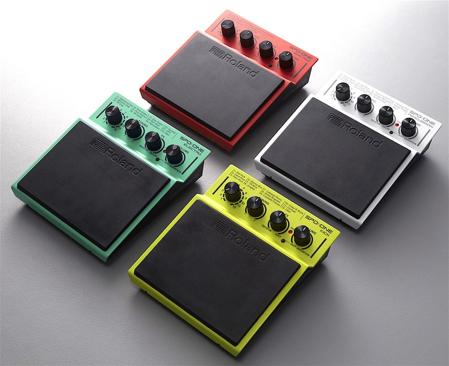 Roland Announces SPD::ONE Series Percussion Pads – Press Release ...