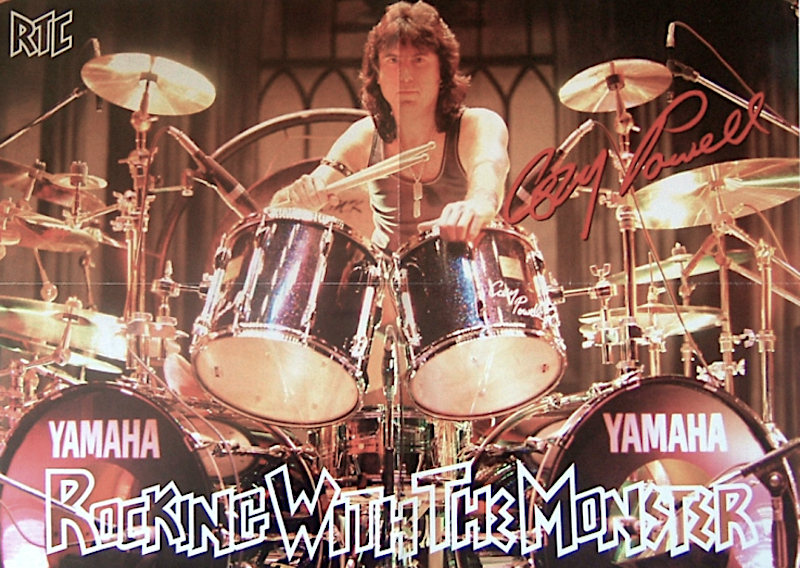 Cozy Powell - Mike Dolbear