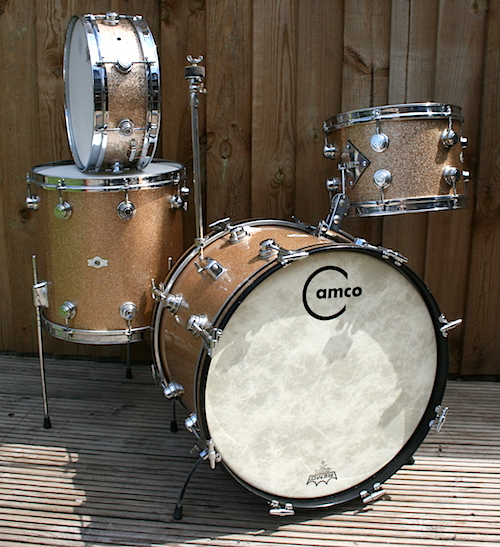 Camco Drums Mike Dolbear